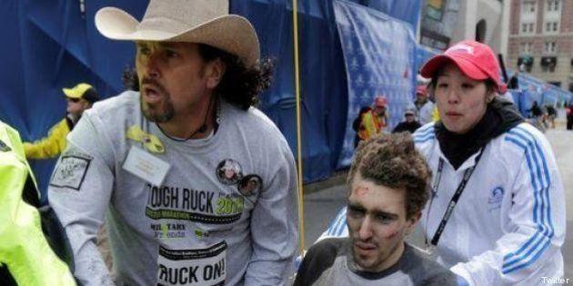 Marathon de Boston : Jeff Bauman, la victime symbolique des attentats, aurait permis d'identifier les