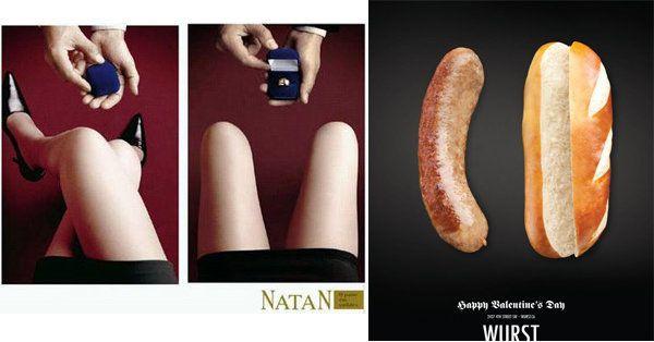 La publicité, Cupidon des temps
