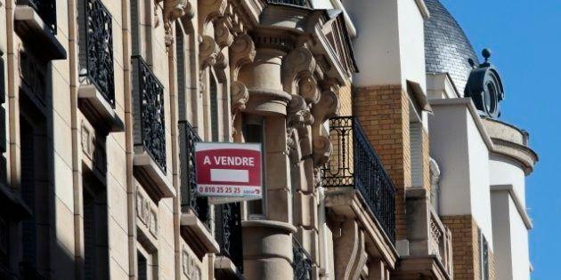 Immobilier: Paris atteint un nouveau record sur le prix moyen au mètre