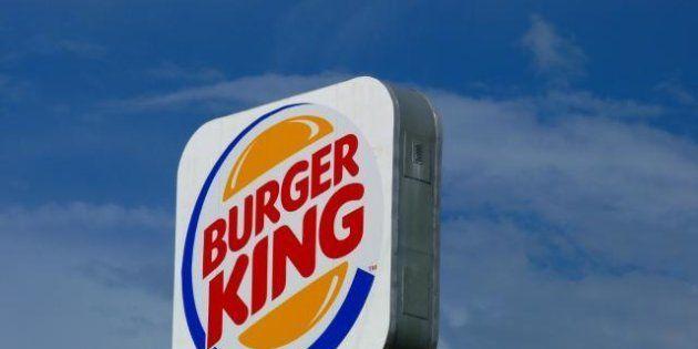 Burger King revient en France: c'est