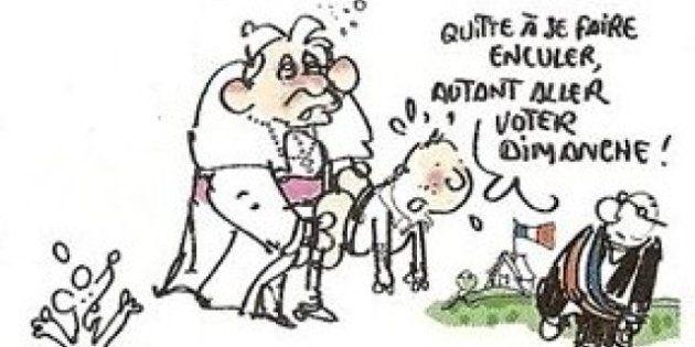 Plantu, Benoît XVI: le dessinateur du