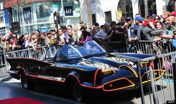 Batman: la Batmobile bientôt vendue aux