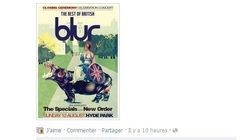 Blur revient pour la cérémonie de clotûre des J.O de