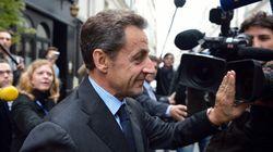 Sarkozy sort du