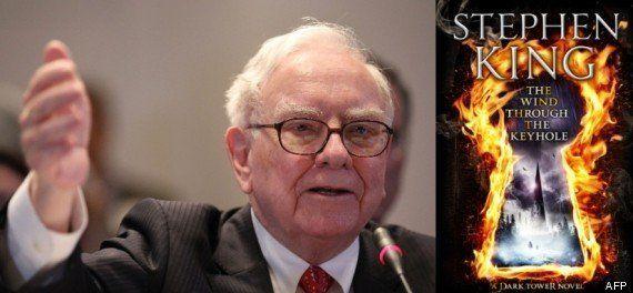 Stephen King réclame plus d'impôt dans une tribune au