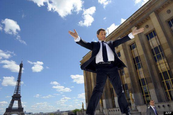 Trollcadero: une photo de Nicolas Sarkozy au Trocadéro inspire de nouveaux détournements aux