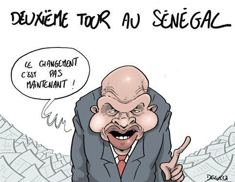 Sénégal : Wade a son slogan pour le deuxième