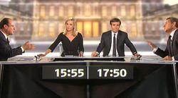 Débat Hollande Sarkozy: qui a menti, qui a eu
