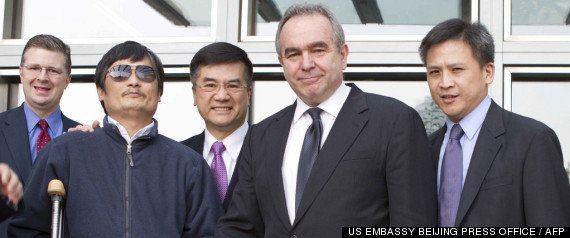 Chen Guangcheng: le dialogue entre la Chine et les Etats-Unis assombri par