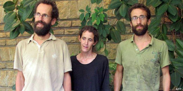 Les ex-otages ont quitté le Cameroun pour la