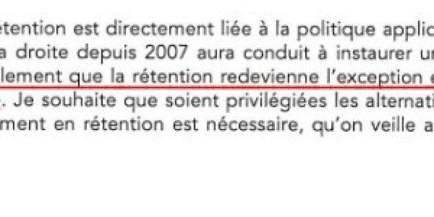 François Hollande s'explique sur les centres de