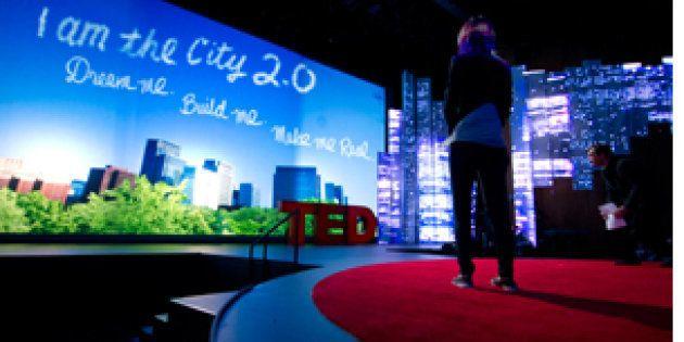 Pourquoi le prix TED 2012 a-t-il été attribué à la