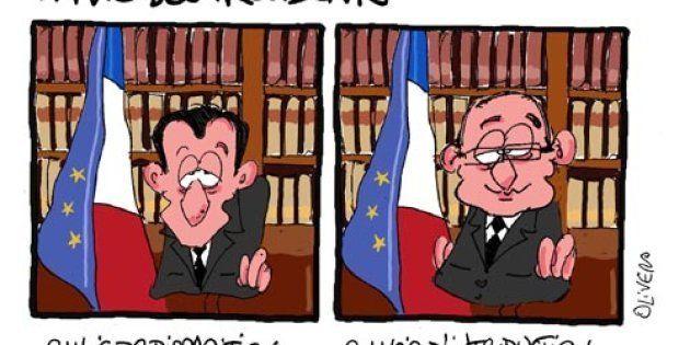 Sondages : Hollande toujours en