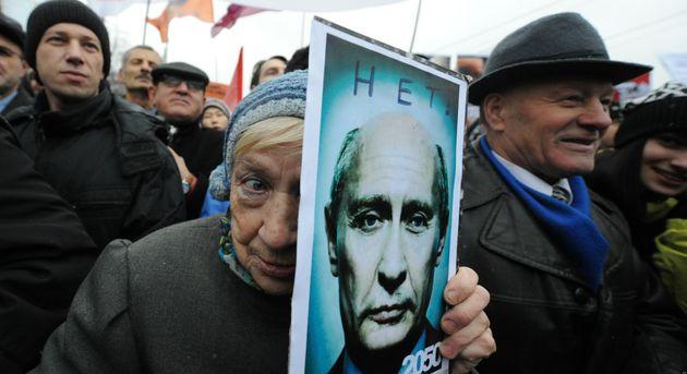 Russie, Manifestations anti-Poutine: chronologie d'une contestation sans