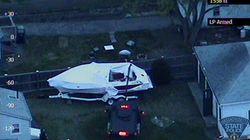 Boston: le bateau où s'est caché Djokhar Tsarnaev est devenu une