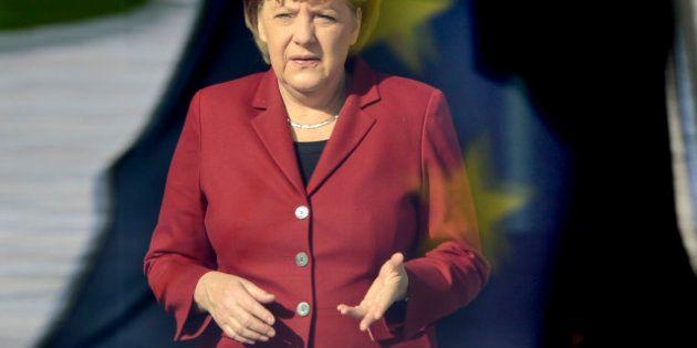 Dans une interview, Angela Merkel, la chancelière allemande n'a pas exclu un effacement de la dette de...
