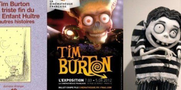 Cinéma, rétrospective: Tim Burton exposé à la Cinémathèque - PHOTOS &