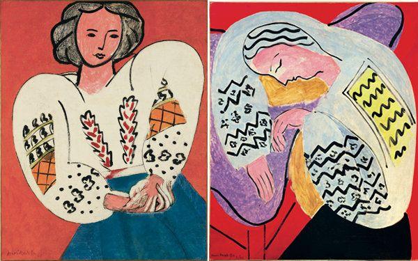 Matisse, double