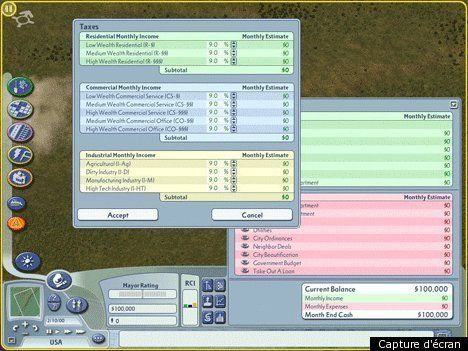 SimCity: retour prévu en 2013 pour le jeu référence en matière de gestion urbaine - PHOTOS &