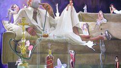 Au Koweït, les oeuvres censurées de Shurook