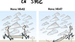 Homs: les bombes entrent plus facilement que l'aide