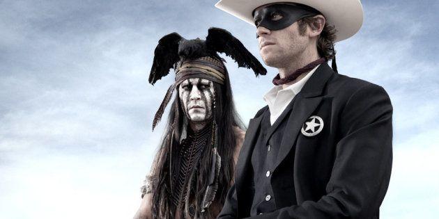 Johnny Depp : première image de l'acteur en indien Tonto dans