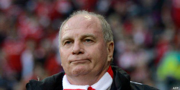 Uli Hoeness, le président du Bayern Munich, est-il le Gérard Depardieu