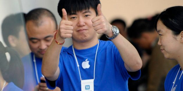 China Mobile, lancement iPhone 5... La Chine, le nouvel Eldorado