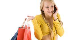 Commes les accros au shopping, les accros au portable seraient compulsifs et