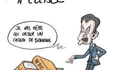 Sarkozy prêt à laisser sa place à