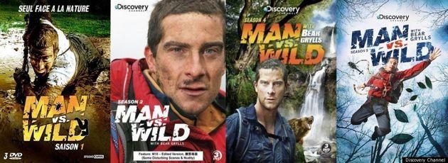 Man vs. Wild: Bear Grylls, la star de la série, viré par la chaîne Discovery Channel -