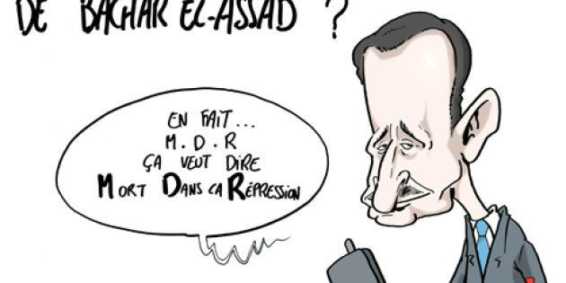 Que révèlent les mails de Bachar el Assad