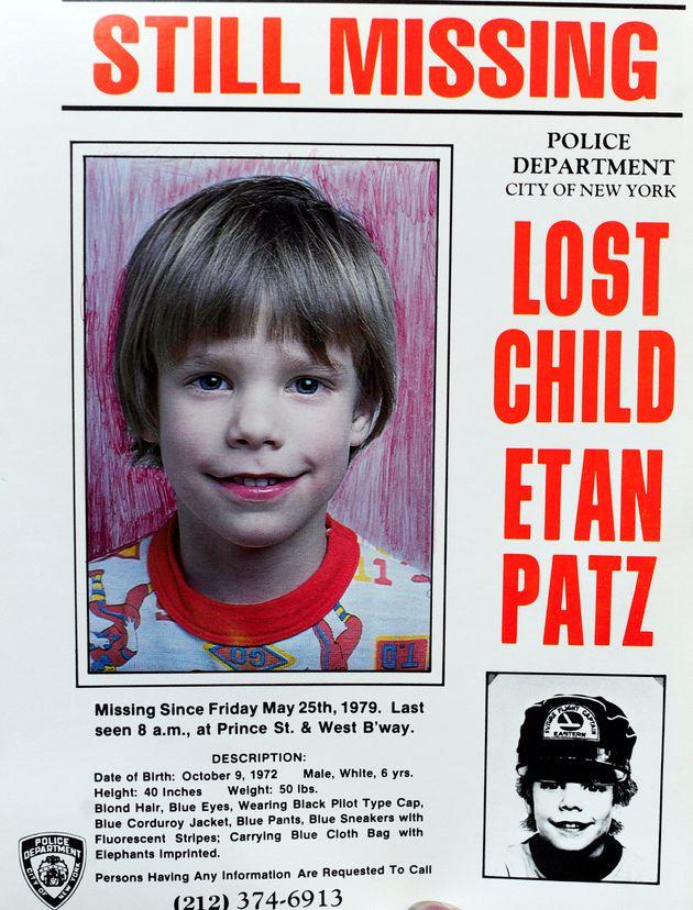 Etan Patz: un homme arrêté 33 ans après la disparition du garçon à New