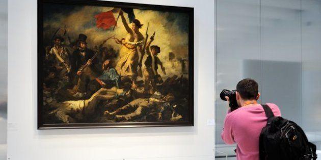 PHOTOS. VIDÉOS. Le Louvre-Lens inauguré par François