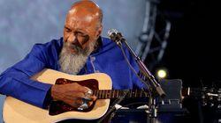 Richie Havens, star de Woodstock, est