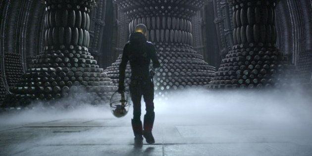 Prometheus, aux origines d'Alien: le prochain film de Ridley Scott soigne sa stratégie virale -