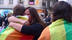 Réactions, manifestations et débordements après le vote du mariage