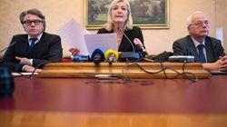 Le Pen relance le Rassemblement Bleu