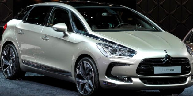 François Hollande choisit une Citroën DS5 hybride pour son investiture, et ses prédécesseurs ? -