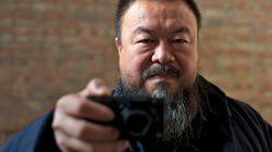 Ai Weiwei aux
