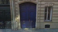Nicolas Sarkozy aperçu près du cabinet d'avocats de son