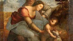 La Sainte-Anne de Léonard de Vinci retrouve bonne