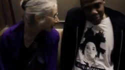 Jay-Z et celle qui ne le (re)connaissait