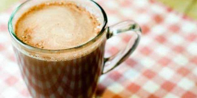 chocolat chaud maison la vraie recette le huffington post. Black Bedroom Furniture Sets. Home Design Ideas