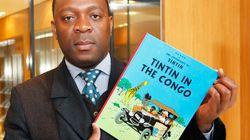 Tintin au Congo n'est pas