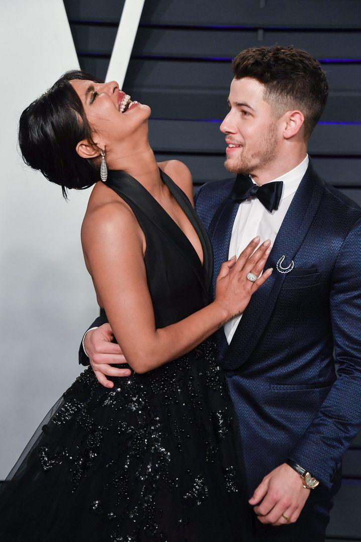 Jonas and Chopra wed in December 2018.