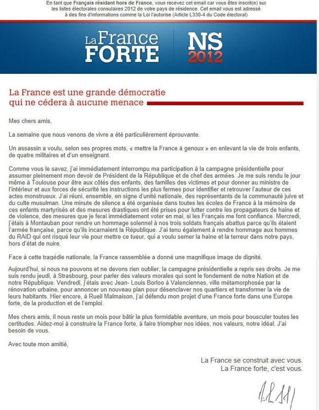 Président ou candidat, quel Sarkozy parle aux Français de