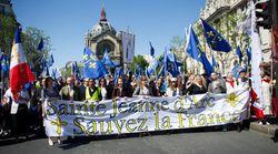 Des catholiques défilent à Lyon et à