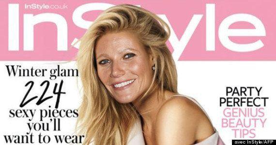 PHOTOS. Photoshop: Gwyneth Paltrow méconnaissable en couverture d'un magazine de