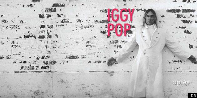 Iggy Pop: découvrez les morceaux de l'album de reprises